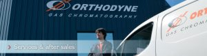 Technical Support Service and after sales - Orthodyne Gas Chromatography