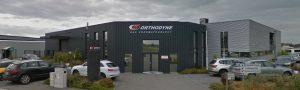 Orthodyne Headquarters in Alleur (Belgium)